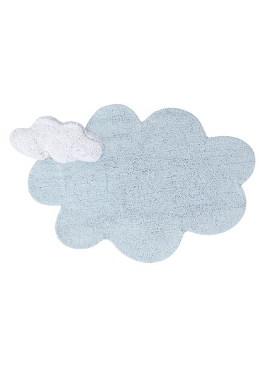 Lorena Canals Puffy Halı Mavi